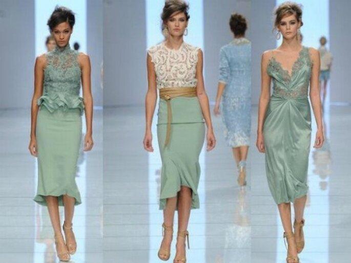 Anche da Ermanno Scervino è di scena il verde menta! Foto www.donna.tuttogratis.it