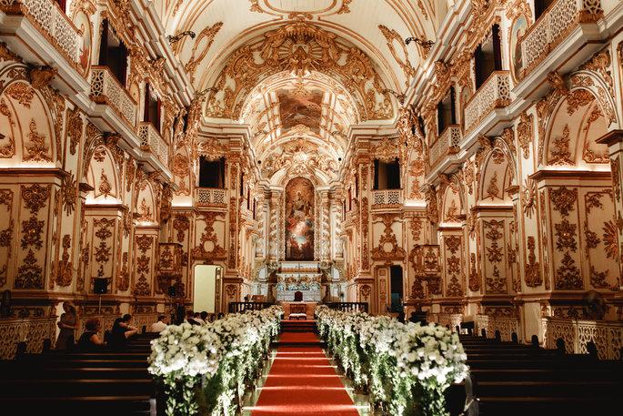 Igreja Nossa senhora do Carmo da Antiga Sé Foto Thrall Photography