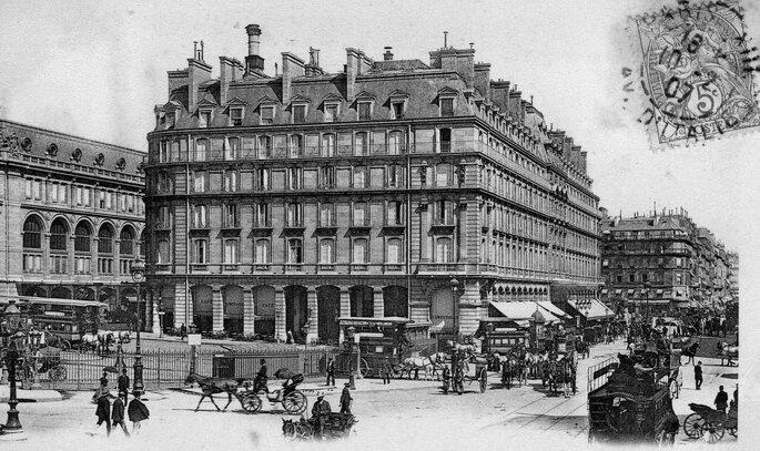 Hôtel Hilton Paris Opera