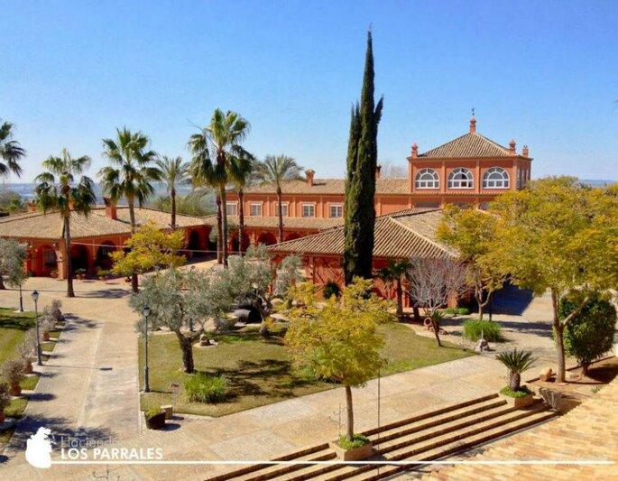 Hacienda Los Parrales