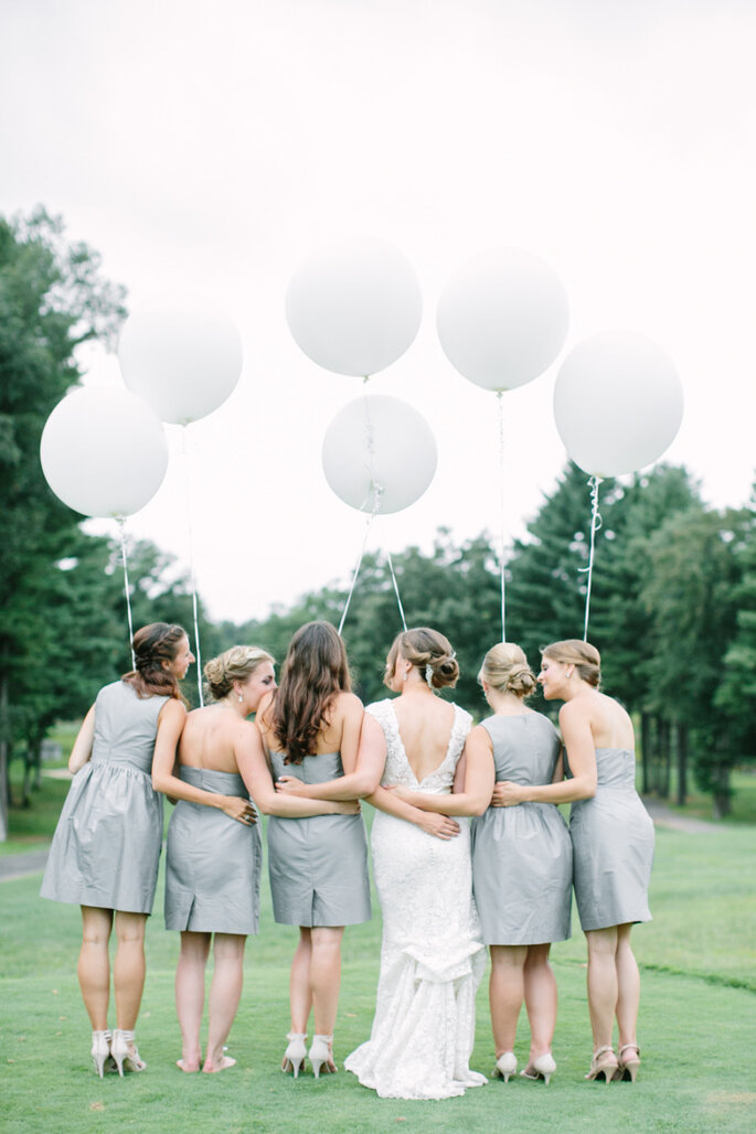 Globos para decorar tu boda - Love & Light Photographs