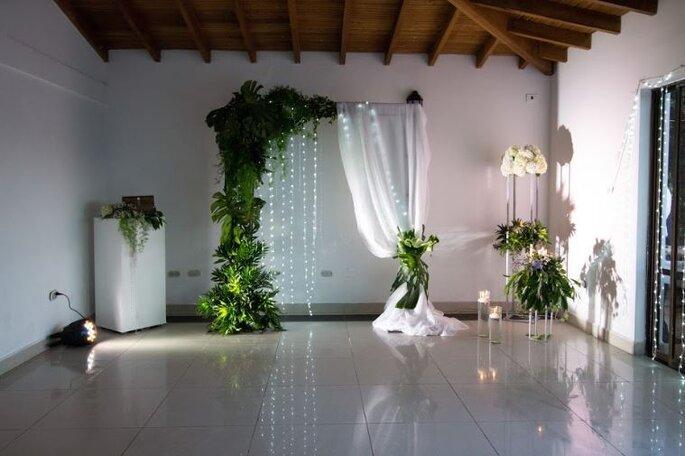 San Agustín Eventos y Turismo Locación para bodas Medellín