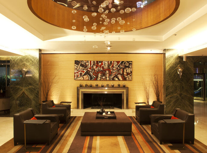 Foto: Hotel Marriott Reforma