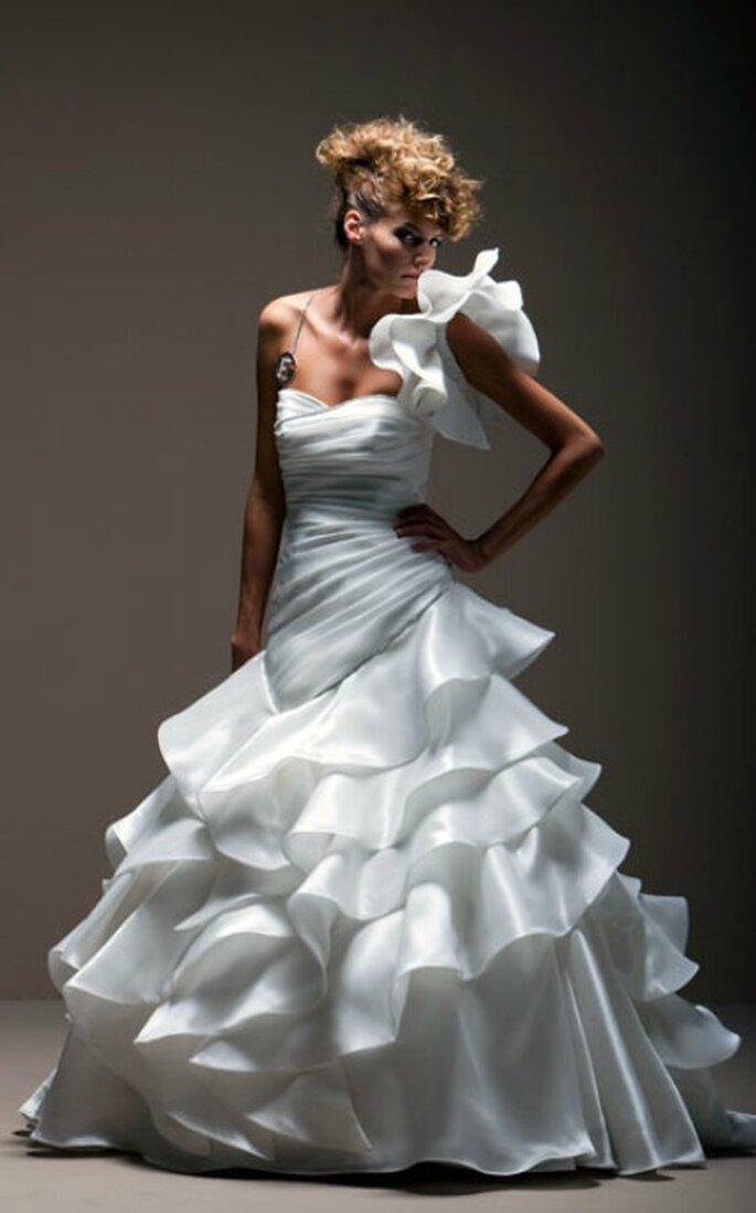 Fabio Gritti Couture Collezione Passion 2012 Mod. Yole