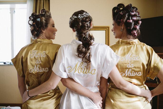 Acessório de cabelo da noiva: Ouvidor 120 - Foto: Luciano Mendes Fotografia