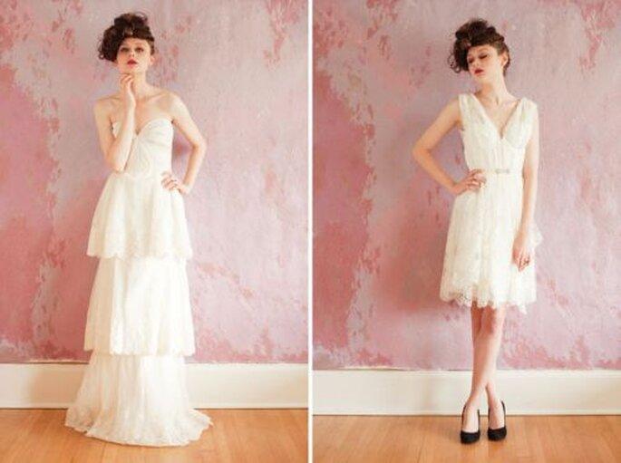 Sarah Seven – Brautkleider akutelle Kollektion 2013