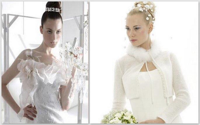 Accessori capelli Andrea Couture e Anna Ceruti