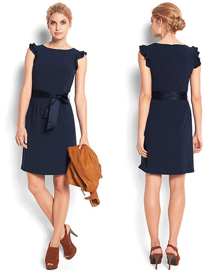 5 Stretchiges Etui-Kleid von ESPRIT.