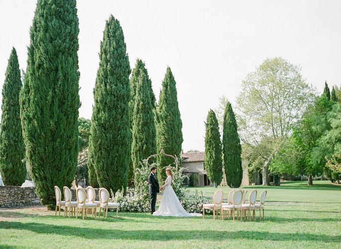 Château de Sannes - Lieu de réception mariage - Vaucluse