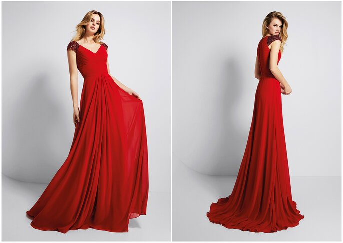 969dd8986fde Floor-length Occasion-wear  Find Out Which Dress Is Best For Your Figure