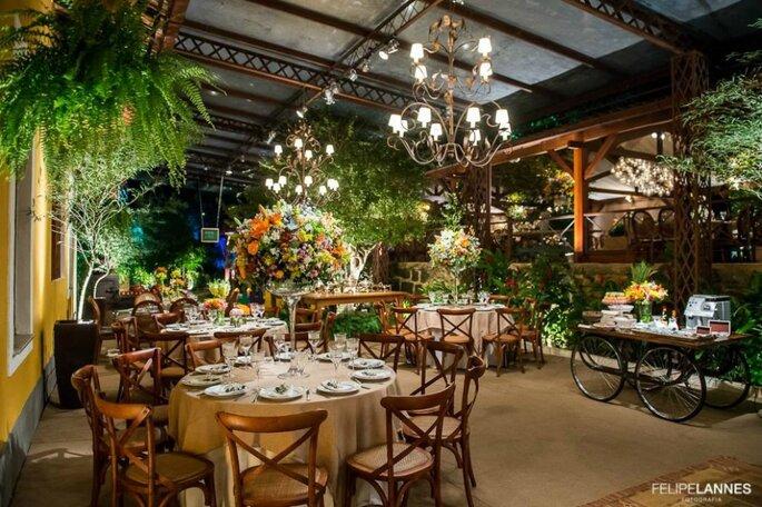 Largo do Arruda - 10 espaços para casamento no Rio de Janeiro
