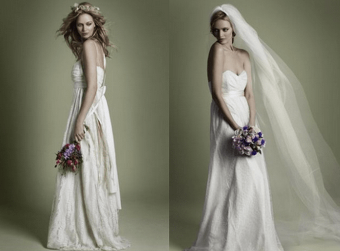 Foto: Vintage Wedding Dress Company