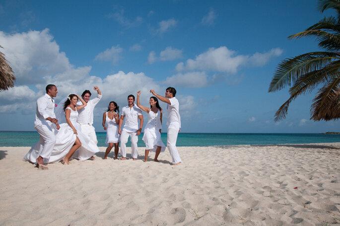 El entorno paradisíaco de Aruba también ofrece hermosos paisajes. Foto: www.es.aruba.com