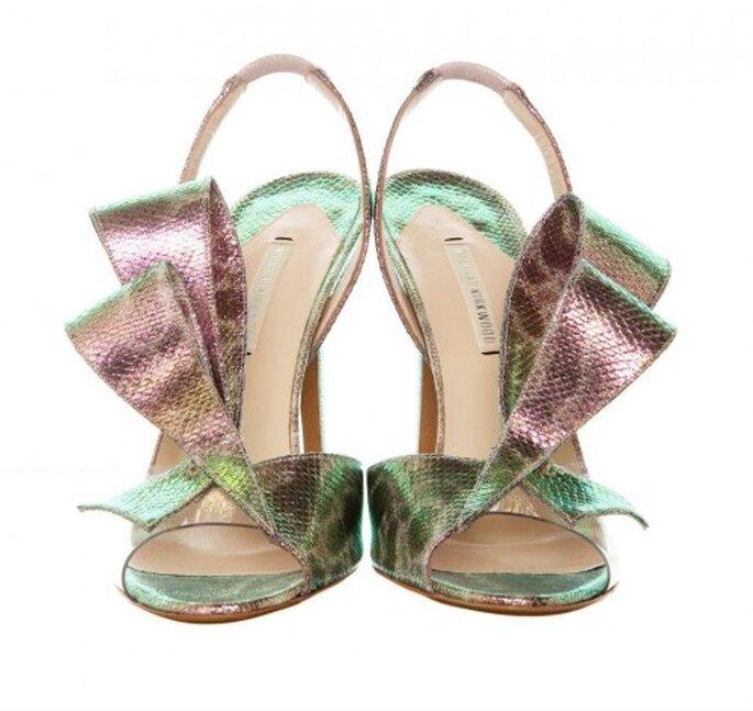 Los mejores zapatos para ir a una boda - Foto Nicholas Kirkwood