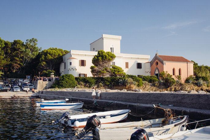Castello di Punta Licosa