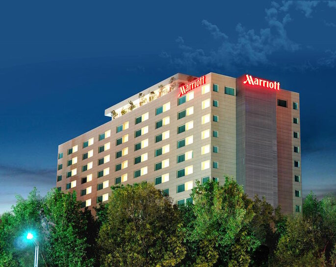 Hotel Mexico City Marriott Reforma