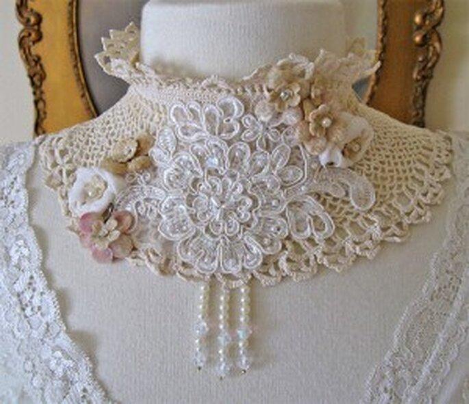 Accesorios Para El Vestido de novia vintage