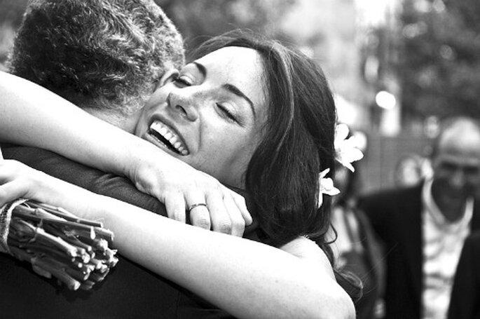 ¿Matrimonio civil o por la Iglesia? Foto: Click & Wed