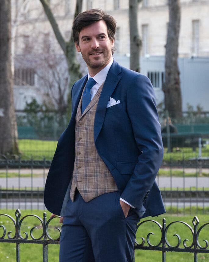 Scavini - Costume de marié - Paris