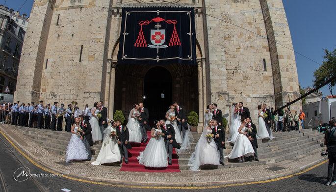 Igreja da sé em Portugal