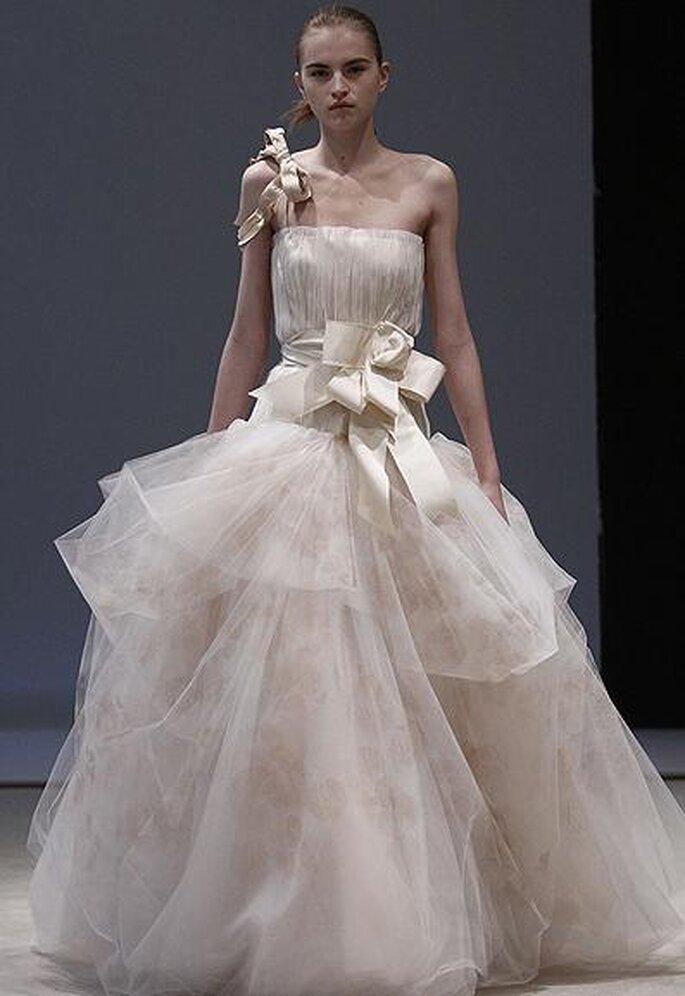 modello di Vera Wang