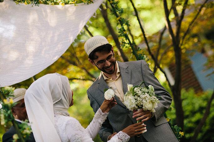 Boda Judia-Musulmana. Foto: Zlatko Unger