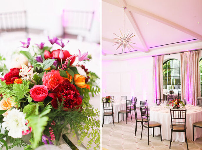 Una boda fantástica llena de color - Adrienne Gunde