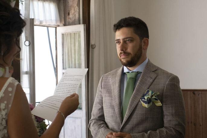 Noivo vestido por Josefino Alafaite, tailored for you