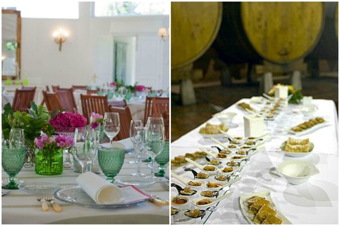 Catering Manzano y Capilé Catering