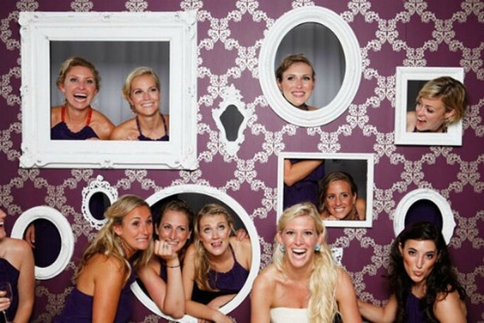 Photobooth : on redouble d'imagination ! - Photo : milunesemarie