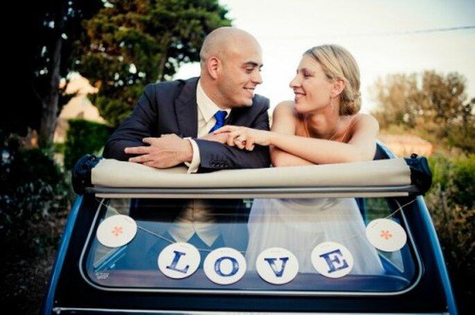 Des photos de mariage vivantes, naturelles et colorées ! - Photo : Sages comme des images