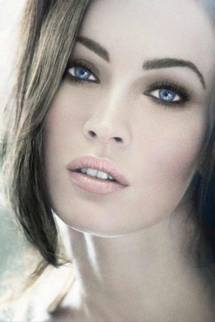 Natürliches Make up mit Schauspielerin Megan Fox