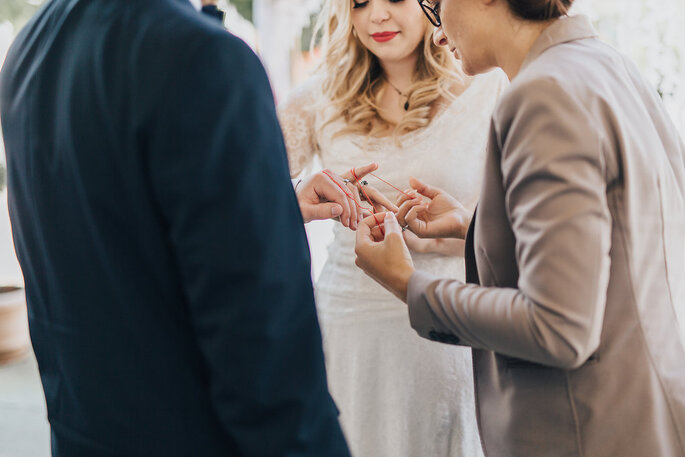 Rituale Hochzeit Zeremonie