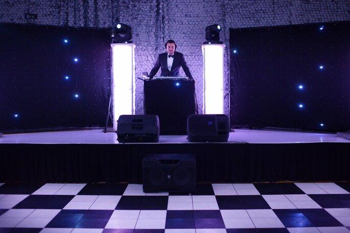 DJ Nicola Adamoli