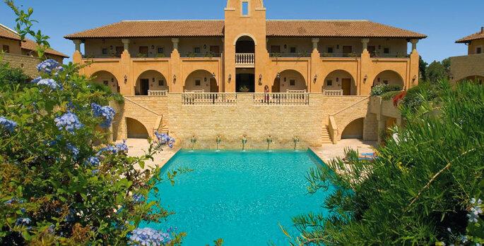 Elysium & Mediterranean Beach Hotel – Foto: divulgação