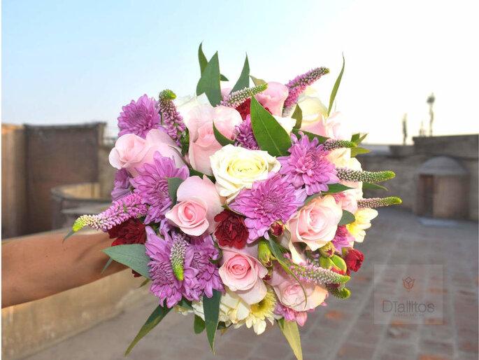 D Tallitos Floral Desing