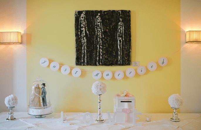 Decorazioni per il matrimonio della sposa femminile - Foto Nadia Meli