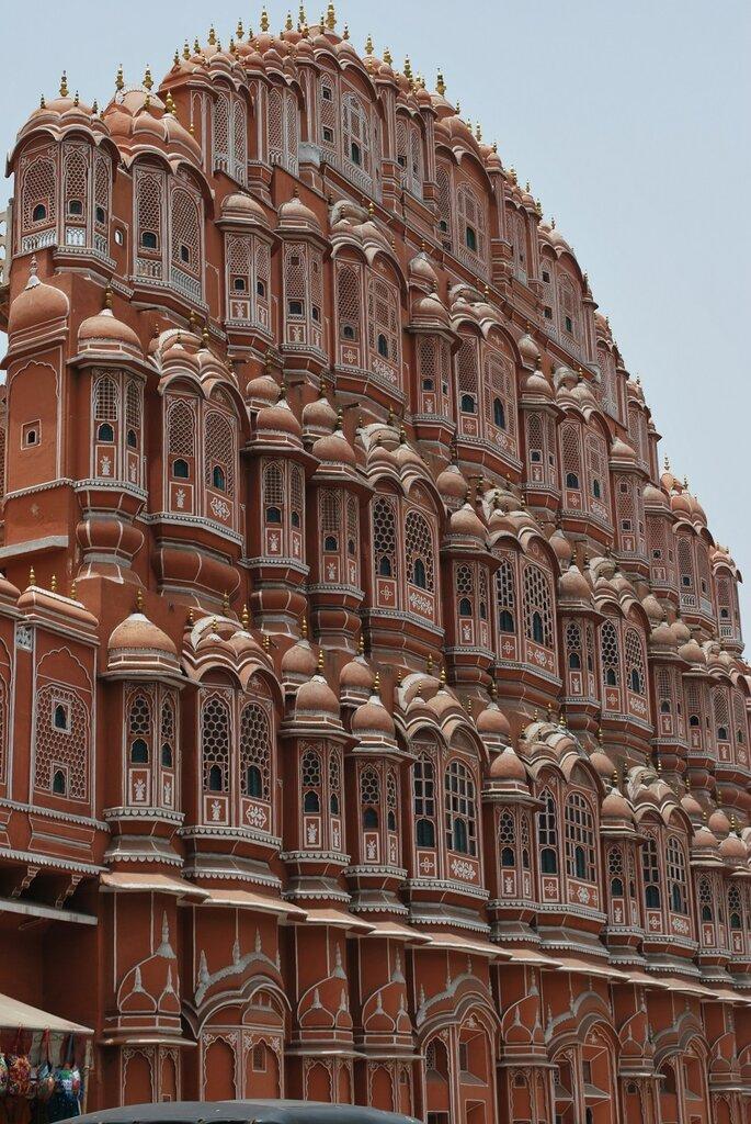Palais des Vents - Jaipur