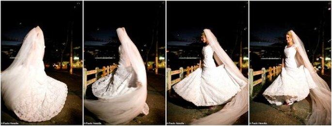 Essayages de la robe de mariée : on profite et on ne stresse pas ! - Photo : Paulo Heredia