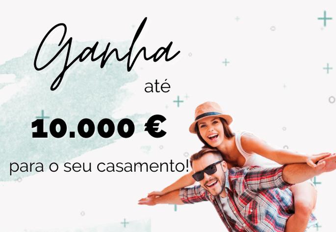10.000€ casamento