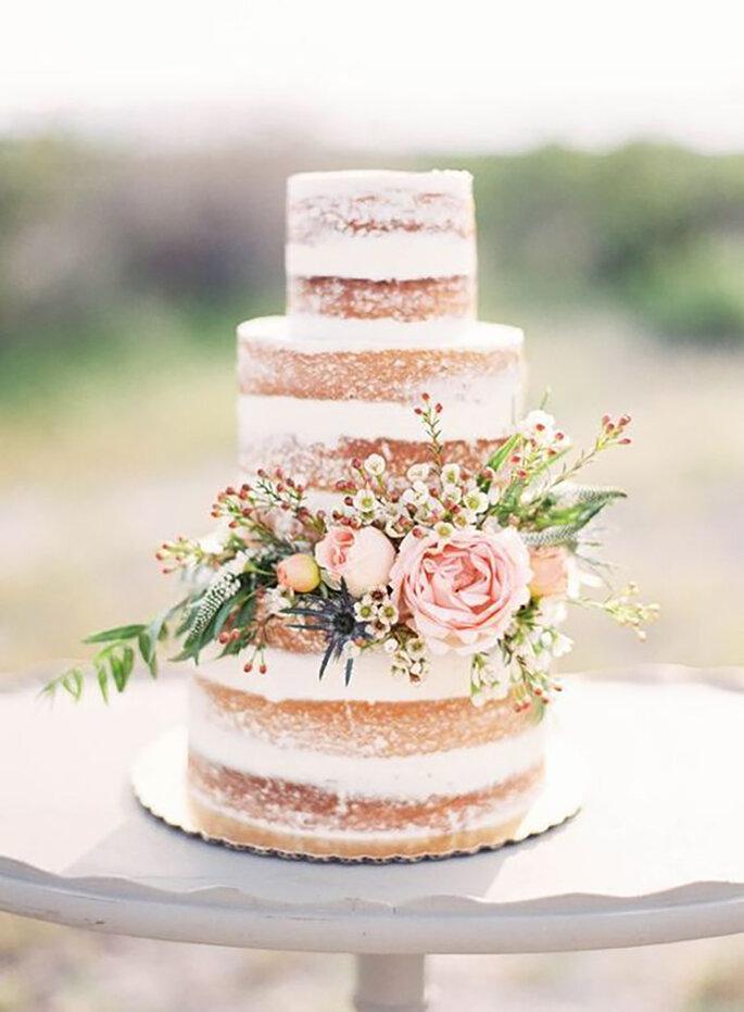 Bolo: naked cake ou tradicional? 3