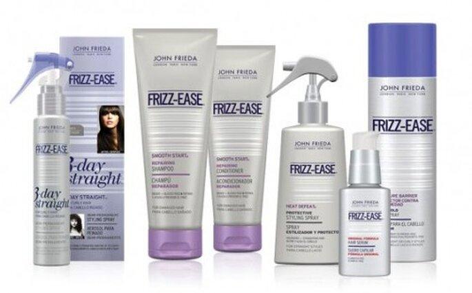 Nutre, repara y dale suavidad a tu cabello con la línea Frizz Ease - Foto John Frieda Facebook