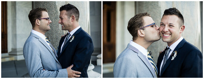 Chris + Dan´s Wedding, image: JAGstudios