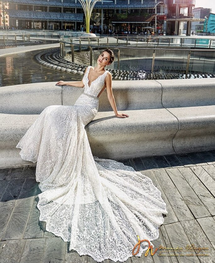 af900185f Siete consejos de Mónika Velásquez para encontrar tu vestido de novia