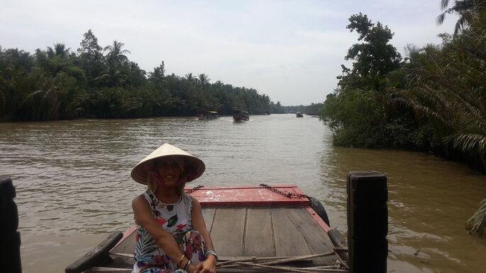 Gabriella Livia Iovino di CartOrange, in Vietnam
