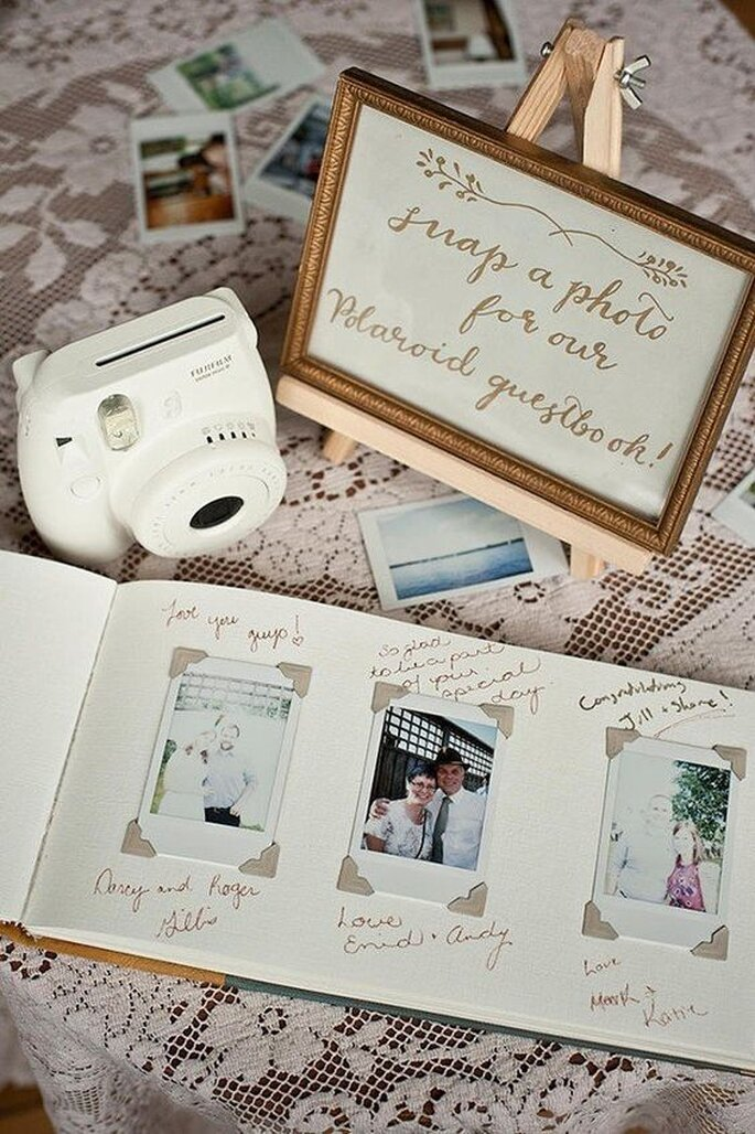 Photo booth matrimonio
