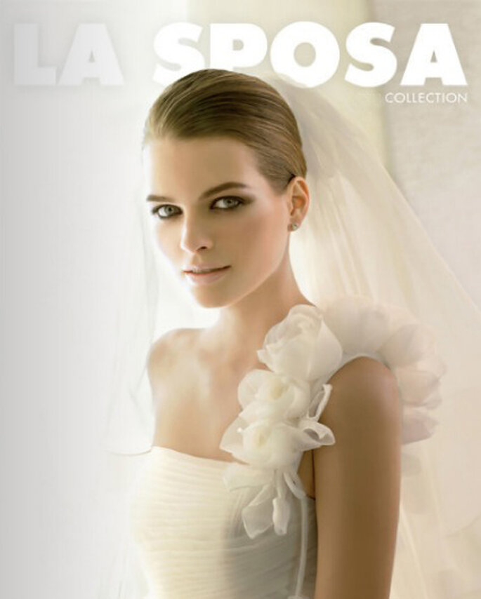 Los vestidos de novia La Sposa 2012