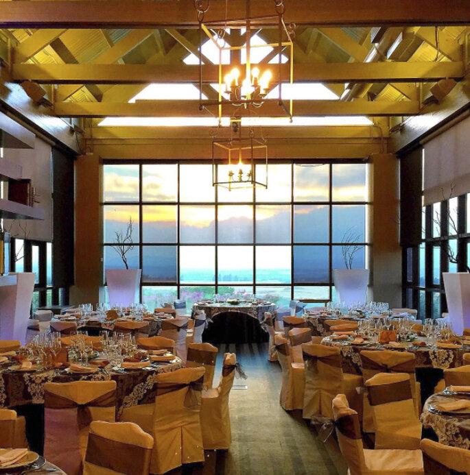 Club de Golf: Suites Retamares Catering