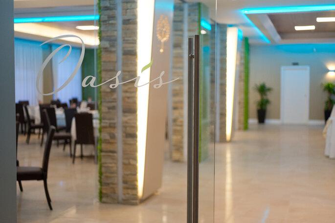 Green Park Hotel Pamphili - Ingresso