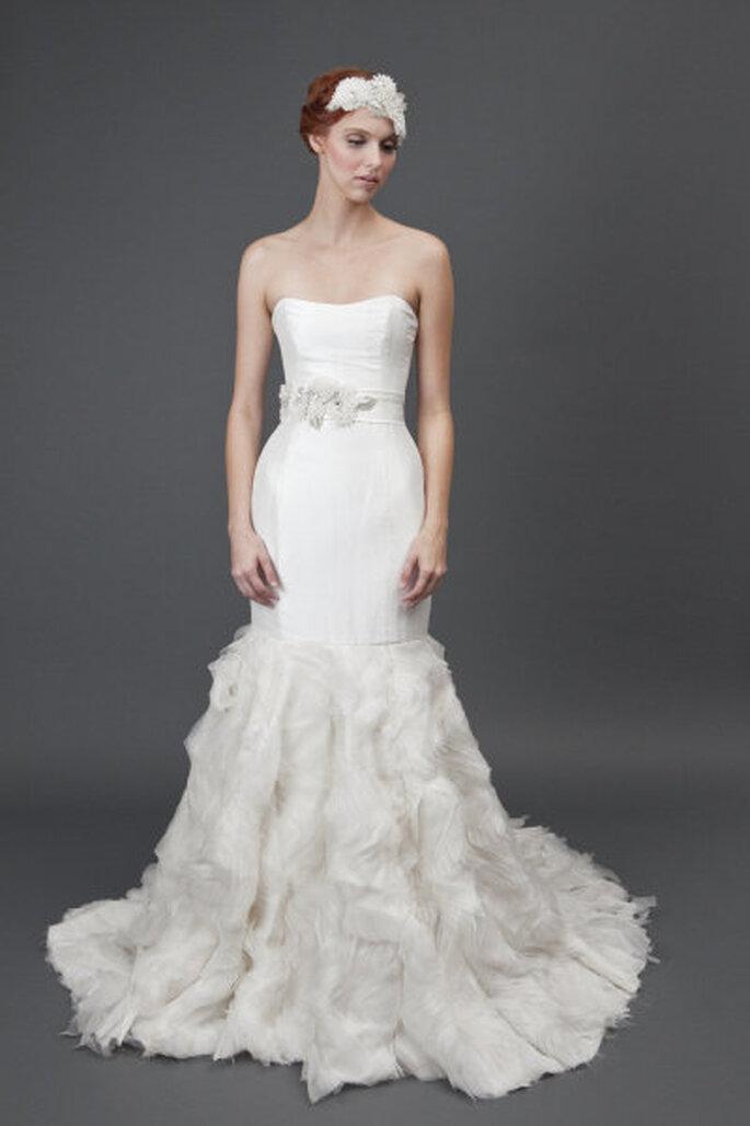 Vestidos de colección otoñal de Heidi Elnora - Heidi Elnora.com